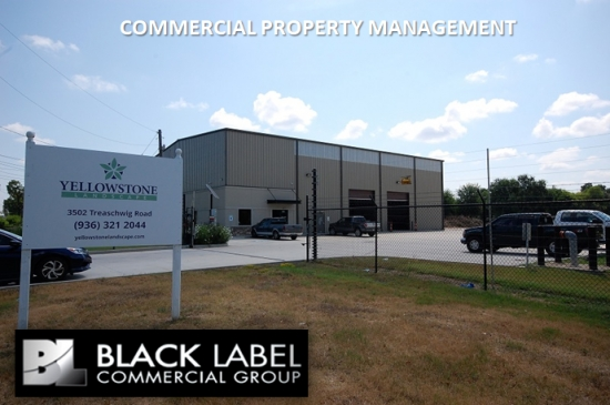 Houston Commercial Realtor - Black Label